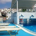 Photo de Kafieris Blue Apartments