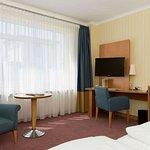 Strand-Hotel Hübner Foto