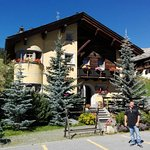 Hotel Garni La Suisse Foto