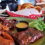 Name your own BBQ platter