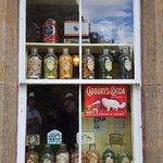 Sweetie shop window