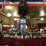Buffalo Bill's Irma Hotel Foto