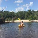 you can kayak