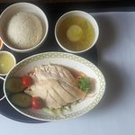 Room Service - Singapore chicken rice - best in Singapore