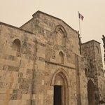 Igreja de Santa Ana - entrada