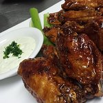 BBQ Chicken Wings - Wings Thursday Night Special
