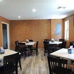 Mountain Steak dining room