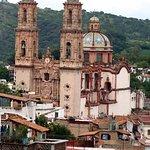 La mejor vista de Taxco
