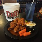 The famous wings
