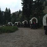 Bar-T-5 Covered Wagon Cookout Foto