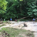 The Natural Bridge of Virginia Foto