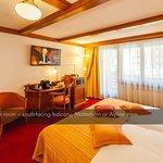 Hotel National Zermat Foto