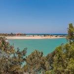 Zeytouna Island beach
