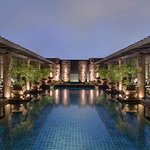 Crowne Plaza Bangkok Lumpini Park Foto