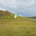 Golden Circle Route Foto