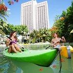 Kayak Lagoon
