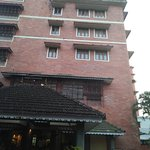 Main hotel with all other rooms