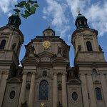 Photo de Église Saint-Nicolas de Malá Strana