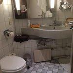 Mini-casa de banho