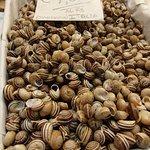 Рынок Сан-Бенедетто, Кальяри, Сардиния.