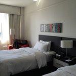 Double room @ Loews