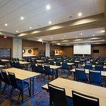Castleberry Meeting Room – Classroom Setup