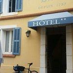 Photo de Grand Hôtel Bain
