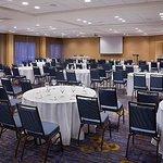 Woodbine Meeting Room - Reception