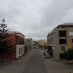 looking far out, street of fremantle