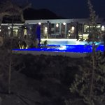 espace piscine zen interdit aux enfants très calme
