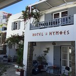 Foto de Nymphes Hotel