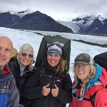 Photo de St. Elias Alpine Guides Day Adventures