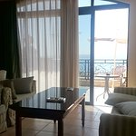 Superior sea view with terrace room 406