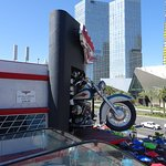 Photo de Harley Davidson Las Vegas Cafe