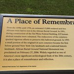 information of african burial ground