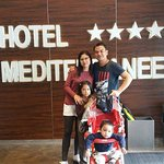 Foto de Hotel Mediterranee Lourdes
