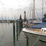 Neuer Lindauer Leuchtturm Foto