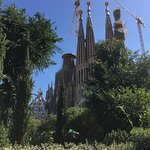 Photo de Hostemplo Sagrada Familia