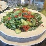 Gemischte Beilagensalat
