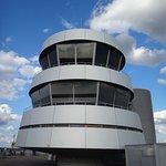 Flughafen Düsseldorf Besucherterrasse Foto