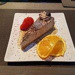 Cheescake dessert