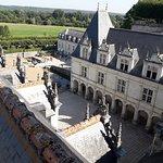 Chateau de Villandry Foto