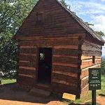 Thomas Jeffersons Monticello Foto
