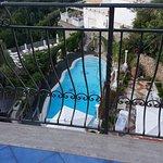 Terrace from breakfast room
