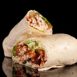 Try a Gino's wrap with grilled or breaded chicken!