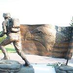Atascadero Lake Park Veterans Memorial 3