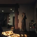 Kerzenbehälter