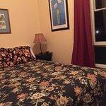 Historic Cottage bedroom