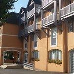 Foto de Hotel-Restaurant Chez Pierre d'Agos