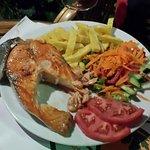 Lovely meal tonight at Oben restaurant